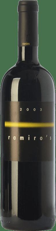 41,95 € 免费送货 | 红酒 Ramiro Reserva I.G.P. Vino de la Tierra de Castilla y León 卡斯蒂利亚莱昂 西班牙 Tempranillo 瓶子 75 cl