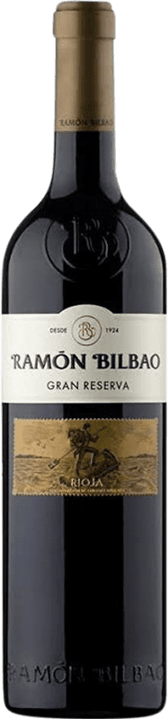 22,95 € | Red wine Ramón Bilbao Gran Reserva D.O.Ca. Rioja The Rioja Spain Tempranillo, Grenache, Graciano Bottle 75 cl