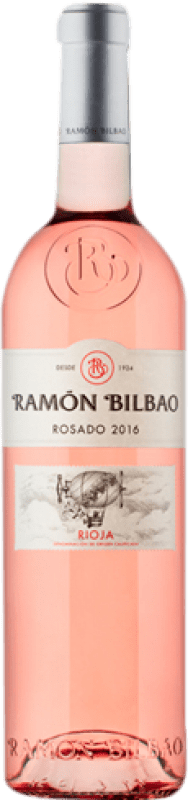 7,95 € | Rosé wine Ramón Bilbao D.O.Ca. Rioja The Rioja Spain Grenache Bottle 75 cl