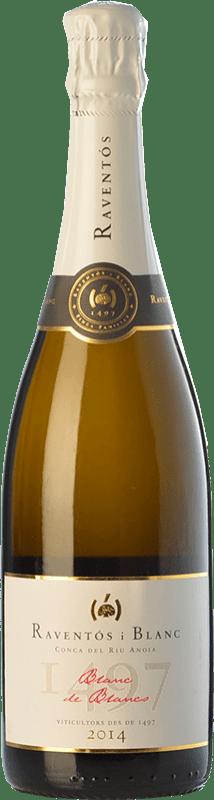 15,95 € Free Shipping   White sparkling Raventós i Blanc Blanc de Blancs Reserva Spain Macabeo, Xarel·lo, Parellada Bottle 75 cl