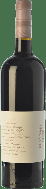 36,95 € Free Shipping | Red wine Ventosilla PradoRey Élite Crianza D.O. Ribera del Duero Castilla y León Spain Tempranillo Bottle 75 cl