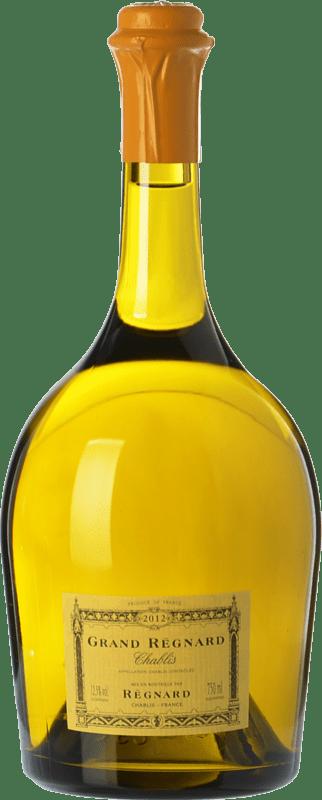 39,95 € | White wine Régnard Grand Régnard A.O.C. Chablis Burgundy France Chardonnay Bottle 75 cl