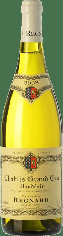 74,95 € | White wine Régnard Vaudésir A.O.C. Chablis Grand Cru Burgundy France Chardonnay Bottle 75 cl