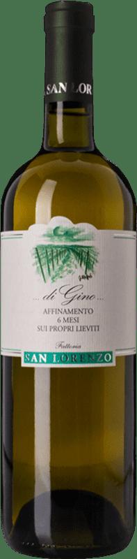 13,95 € Free Shipping | White wine San Lorenzo D.O.C. Verdicchio dei Castelli di Jesi Marche Italy Verdicchio Bottle 75 cl