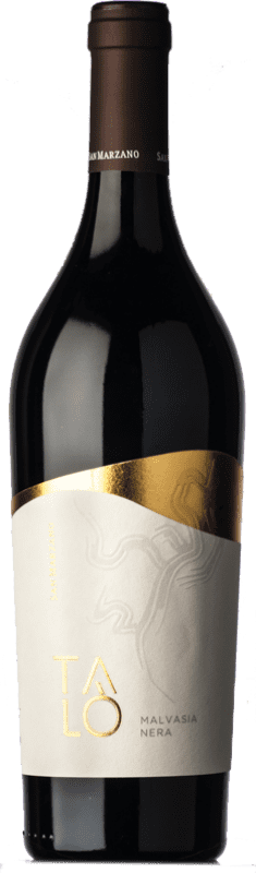12,95 € Envoi gratuit | Vin rouge San Marzano Malvasia Nera Talò I.G.T. Salento Campanie Italie Malvasia Noire Bouteille 75 cl