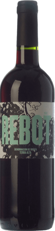 5,95 € 免费送货 | 红酒 Sant Josep Rebot Joven D.O. Terra Alta 加泰罗尼亚 西班牙 Tempranillo, Syrah, Grenache, Carignan 瓶子 75 cl