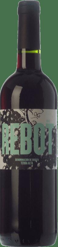 5,95 € Envío gratis | Vino tinto Sant Josep Rebot Joven D.O. Terra Alta Cataluña España Tempranillo, Syrah, Garnacha, Cariñena Botella 75 cl