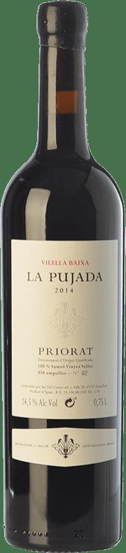 144,95 € | Red wine Saó del Coster La Pujada Crianza D.O.Ca. Priorat Catalonia Spain Carignan Bottle 75 cl