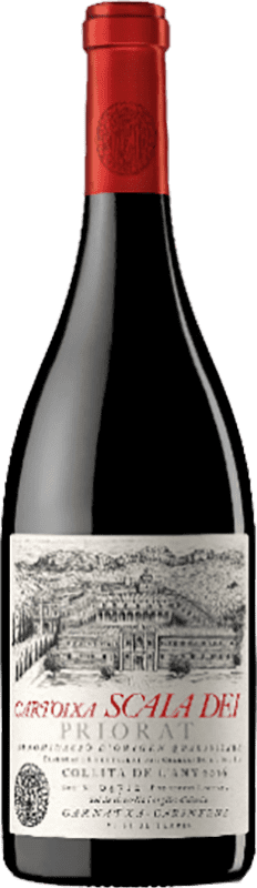 35,95 € 免费送货 | 红酒 Scala Dei Cartoixa Reserva D.O.Ca. Priorat 加泰罗尼亚 西班牙 Grenache, Carignan 瓶子 75 cl