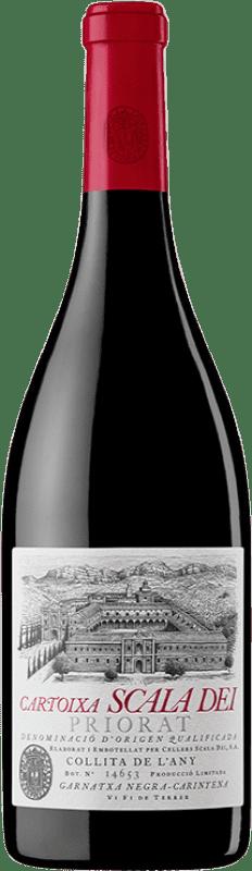 35,95 € Envío gratis | Vino tinto Scala Dei Cartoixa Reserva D.O.Ca. Priorat Cataluña España Garnacha, Cariñena Botella 75 cl