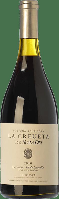 72,95 € 免费送货 | 红酒 Scala Dei La Creueta Crianza 2010 D.O.Ca. Priorat 加泰罗尼亚 西班牙 Grenache 瓶子 75 cl