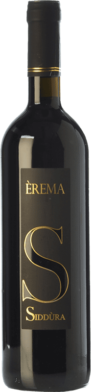 15,95 € Free Shipping | Red wine Siddùra Èrema I.G.T. Isola dei Nuraghi Sardegna Italy Cannonau, Cagnulari Bottle 75 cl