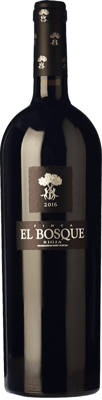 626,95 € Free Shipping | Red wine Sierra Cantabria El Bosque Crianza D.O.Ca. Rioja The Rioja Spain Tempranillo Jéroboam Bottle-Double Magnum 3 L