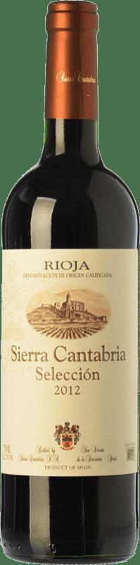 13,95 € | Red wine Sierra Cantabria Selección Joven D.O.Ca. Rioja The Rioja Spain Tempranillo Magnum Bottle 1,5 L