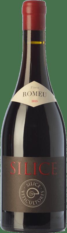 106,95 € Envoi gratuit   Vin rouge Sílice Finca Romeu Crianza Espagne Mencía, Grenache Tintorera Bouteille 75 cl