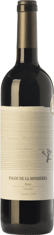 19,95 € | Red wine Sonsierra Pagos Reserva D.O.Ca. Rioja The Rioja Spain Tempranillo Bottle 75 cl