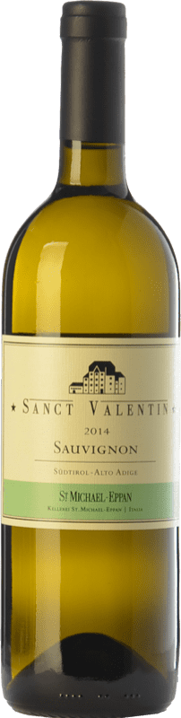 29,95 € | White wine St. Michael-Eppan Sanct Valentin D.O.C. Alto Adige Trentino-Alto Adige Italy Sauvignon White Bottle 75 cl