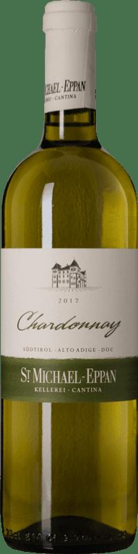 15,95 € 免费送货   白酒 St. Michael-Eppan D.O.C. Alto Adige 特伦蒂诺 - 上阿迪杰 意大利 Chardonnay 瓶子 75 cl