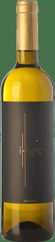 8,95 € Envío gratis | Vino blanco Sumarroca Il·lògic D.O. Penedès Cataluña España Xarel·lo Botella 75 cl