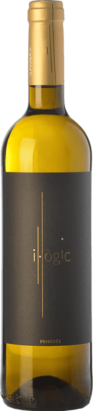8,95 € | White wine Sumarroca Il·lògic D.O. Penedès Catalonia Spain Xarel·lo Bottle 75 cl
