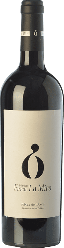 49,95 € Envoi gratuit | Vin rouge Tamaral Finca La Mira Reserva D.O. Ribera del Duero Castille et Leon Espagne Tempranillo Bouteille 75 cl