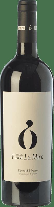 49,95 € Envío gratis | Vino tinto Tamaral Finca La Mira Reserva D.O. Ribera del Duero Castilla y León España Tempranillo Botella 75 cl