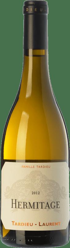 59,95 € | White wine Tardieu-Laurent Blanc Crianza A.O.C. Hermitage Rhône France Roussanne, Marsanne Bottle 75 cl
