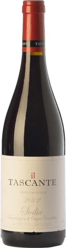 39,95 € 免费送货 | 红酒 Tasca d'Almerita Tascante I.G.T. Terre Siciliane 西西里岛 意大利 Nerello Mascalese 瓶子 75 cl