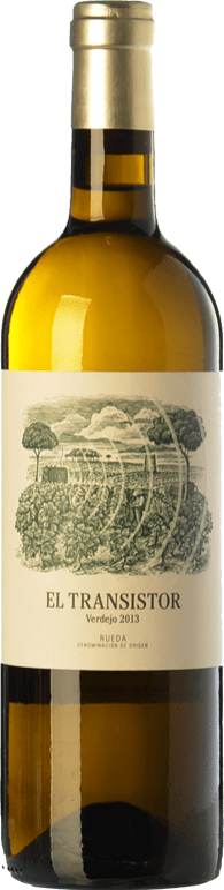 19,95 € | White wine Telmo Rodríguez El Transistor Crianza D.O. Rueda Castilla y León Spain Verdejo Bottle 75 cl
