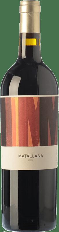 76,95 € Free Shipping | Red wine Telmo Rodríguez Matallana Crianza 2010 D.O. Ribera del Duero Castilla y León Spain Tempranillo Bottle 75 cl