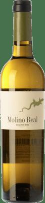 47,95 € Envío gratis | Vino dulce Telmo Rodríguez Molino Real D.O. Sierras de Málaga Andalucía España Moscatel de Alejandría Media Botella 50 cl