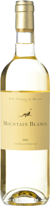 13,95 € | White wine Telmo Rodríguez Mountain D.O. Sierras de Málaga Andalusia Spain Muscat of Alexandria Bottle 75 cl