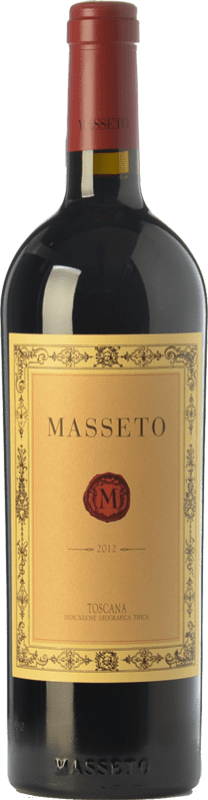 1 007,95 € Free Shipping | Red wine Ornellaia Masseto I.G.T. Toscana Tuscany Italy Merlot Bottle 75 cl