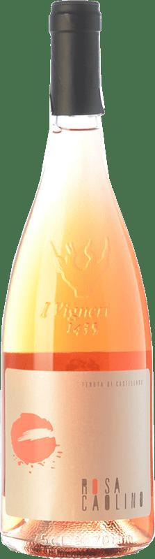 25,95 €   Rosé wine Tenuta di Castellaro Rosa Caolino I.G.T. Terre Siciliane Sicily Italy Nero d'Avola, Corinto Bottle 75 cl