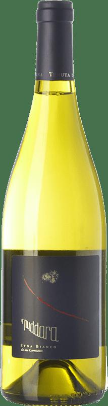 45,95 € Free Shipping | White wine Tenuta di Fessina Bianco 'A Puddara D.O.C. Etna Sicily Italy Carricante Bottle 75 cl