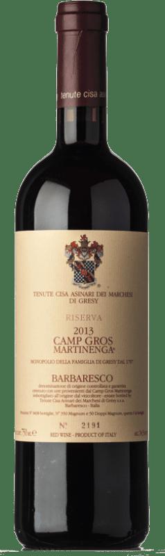 131,95 € | Red wine Cisa Asinari Marchesi di Grésy Camp Gros Riserva Reserva D.O.C.G. Barbaresco Piemonte Italy Nebbiolo Bottle 75 cl