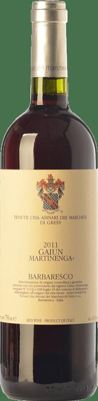 98,95 € | Red wine Cisa Asinari Marchesi di Grésy Gaiun D.O.C.G. Barbaresco Piemonte Italy Nebbiolo Bottle 75 cl