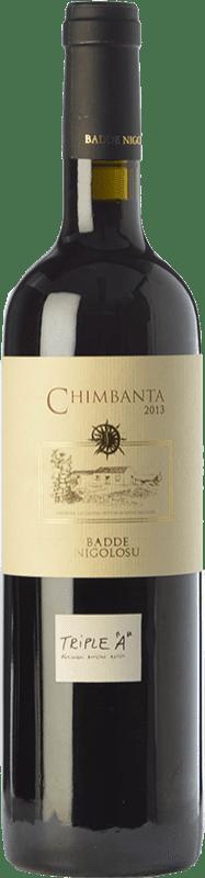 25,95 € Envoi gratuit | Vin rouge Dettori Chimbanta I.G.T. Romangia Sardaigne Italie Monica Bouteille 75 cl