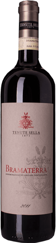 26,95 € | Red wine Tenute Sella D.O.C. Bramaterra Piemonte Italy Nebbiolo, Croatina, Vespolina Bottle 75 cl