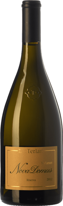 39,95 € | White wine Terlano Nova Domus D.O.C. Alto Adige Trentino-Alto Adige Italy Chardonnay, Sauvignon White, Pinot White Bottle 75 cl