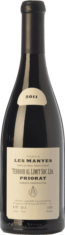 209,95 € | Red wine Terroir al Límit Les Manyes Reserva D.O.Ca. Priorat Catalonia Spain Grenache Bottle 75 cl