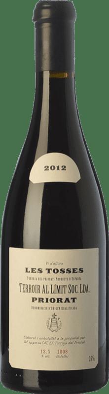 233,95 € Envío gratis | Vino tinto Terroir al Límit Les Tosses Reserva D.O.Ca. Priorat Cataluña España Cariñena Botella 75 cl