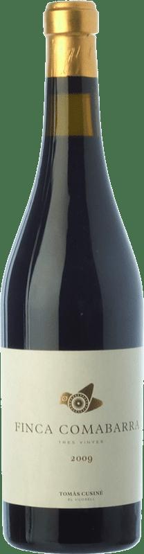 24,95 € Envío gratis | Vino tinto Tomàs Cusiné Finca Comabarra Crianza D.O. Costers del Segre Cataluña España Syrah, Garnacha, Cabernet Sauvignon Botella 75 cl