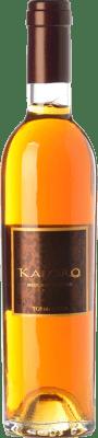 15,95 € Free Shipping | Sweet wine Tormaresca Kaloro D.O.C. Moscato di Trani Puglia Italy Muscat White Half Bottle 37 cl