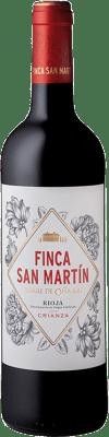 Torre de Oña Finca San Martín Tempranillo Rioja Crianza 75 cl