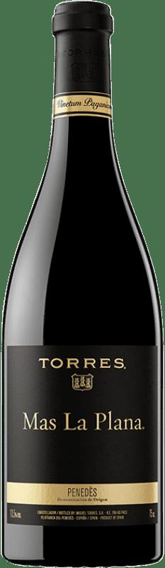 61,95 € | Red wine Torres Mas La Plana Crianza D.O. Penedès Catalonia Spain Cabernet Sauvignon Bottle 75 cl