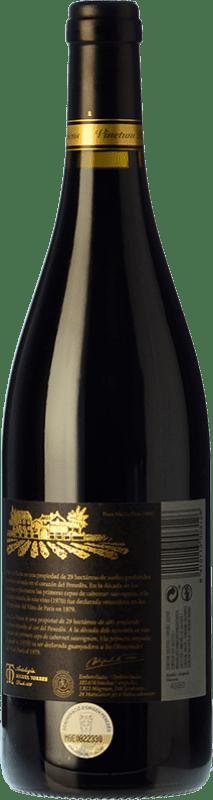 68,95 € Free Shipping | Red wine Torres Mas La Plana Crianza D.O. Penedès Catalonia Spain Cabernet Sauvignon Bottle 75 cl