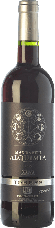 7,95 € | Red wine Torres Mas Rabell Alquimia Joven D.O. Catalunya Catalonia Spain Grenache, Carignan Bottle 75 cl