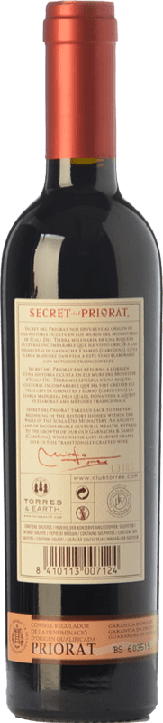 18,95 € Free Shipping | Sweet wine Torres Secret D.O.Ca. Priorat Catalonia Spain Grenache, Carignan Half Bottle 37 cl