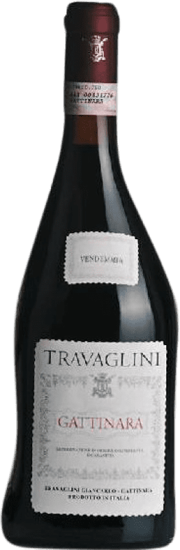 24,95 € | Red wine Travaglini D.O.C.G. Gattinara Piemonte Italy Nebbiolo Bottle 75 cl